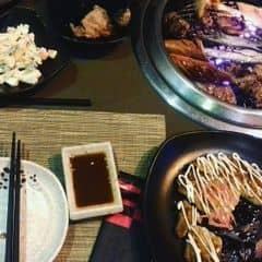 #fam #uyenlinh  Thấy về buffet đồ nướng là mình thích sumo hơn cả Beer tạm ổn