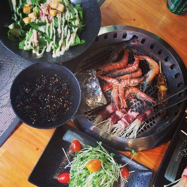 Buffet của Ng Yến tại Hana BBQ & Hot Pot Buffet - Điện Biên Phủ - 43877