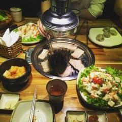 Buffet của Hiếu Nguyễn tại Gogi House - Hai Bà Trưng - 57410