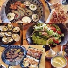 #lozisg #lozihcm Mình thấy Buffet nướng bên đây ngon hơn và đa dạng đồ ăn hơn bên Sumo hay Seoul, chưa kể là giá cả hợp lý hơn.