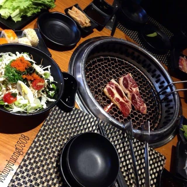 Buffet bbq của Võ ThuỳDương tại Yaki BBQ - Times City - 69776