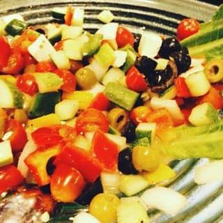 Buffet bữa tối: salad của jennybong309 tại Bãi Dài,  Xã Gành Dầu, Huyện Phú Quốc, Kiên Giang - 442024