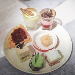 Buffet đồ ngọt của Tường Chân tại The LOG - Dine & Wine - GEM Center - 264579