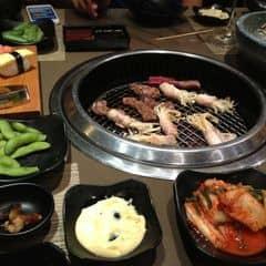Buffet đồ nướng  của Bé Tây tại Sumo BBQ - Huỳnh Thúc Kháng - Buffet Nướng & Lẩu - 780497