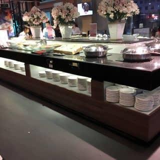 Buffet đồ nướng  của tuanhbn94 tại 178 Nguyễn Gia Thiều, Thành Phố Bắc Ninh, Bắc Ninh - 1118314