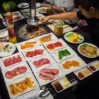 Buffet King BBQ của vantong94 tại 38 Mạc Đĩnh Chi, Đa Kao, Quận 1, Hồ Chí Minh - 1439900