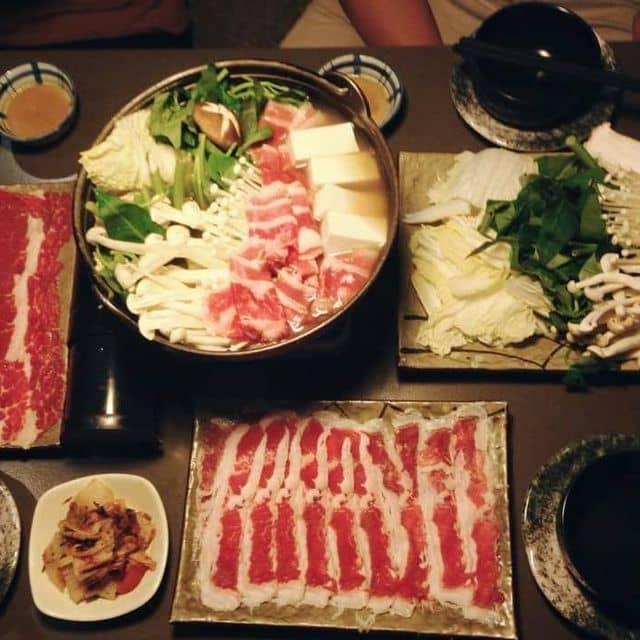 Buffet lẩu của Trà My tại Daruma - Sunrise Building - 101464