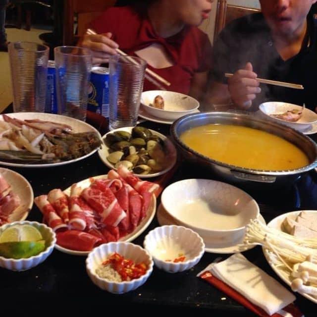 Buffet lẩu của Phương Thảo Trần tại Thái Siamese - Royal City - 112067