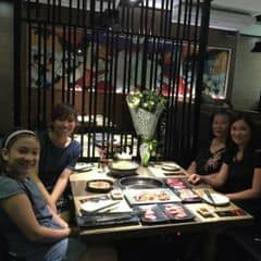 Đồ ăn ở Sumo rất ngon.  Đông khách nhưng nhân viên phục vụ rất nhiệt tình.  Ăn cùng gia đình ở đây không gian rất ấm cúng