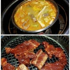Buffet lẩu nướng của phuong tran tại Seoul Garden - Buffet Lẩu & Nướng - Trần Hưng Đạo - 38107