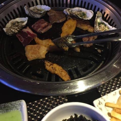 Các hình ảnh được chụp tại Hana BBQ & Hot Pot Buffet - Phan Văn Trị