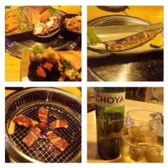 Buffet nhật của Gà Bông tại Isushi - Buffet Nhật Bản - Nguyễn Chí Thanh - 758683