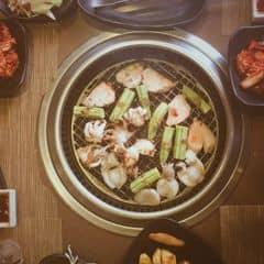 Buffet nướng của Mel Trần tại Sumo BBQ - Nguyễn Đình Chiểu - Buffet Nướng & Lẩu - 144320