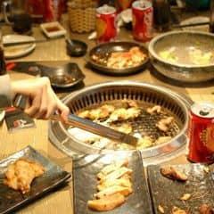 Buffet nướng của Tống ĐứcTú tại Sumo BBQ - Tô Hiến Thành - Buffet Nướng & Lẩu - 161335