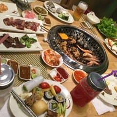 Buffet nướng của An Châu Le tại Gogi House - Hanoi Creative City - 167491