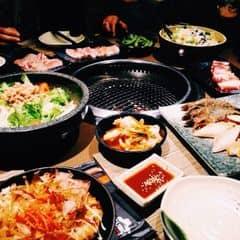 Buffet nướng của Cao LêThuỳLinh tại Sumo BBQ - Royal City - Buffet Nướng & Lẩu - 170286