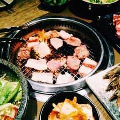 Buffet nướng của Cao LêThuỳLinh tại Sumo BBQ - Vincom Bà Triệu - 223949
