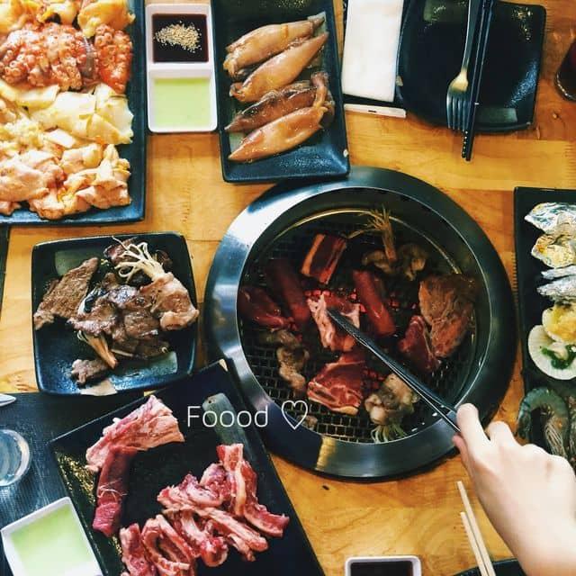 Buffet nướng của Minh HuyềnNguyễnNgọc tại Hana BBQ & Hot Pot Buffet - Điện Biên Phủ - 78693