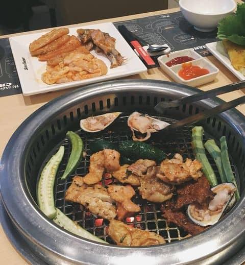 Buffet nướng & lẩu - 149876 myduyen7 - Seoul Garden - Buffet Lẩu & Nướng - Nam Kỳ Khởi Nghĩa - 208 Nam Kỳ Khởi Nghĩa, Quận 3, Hồ Chí Minh
