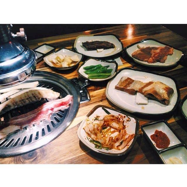 Buffet nướng lẩu của Ngân Giang tại Gogi House - Nướng Hàn Quốc - Trần Thái Tông - 69467