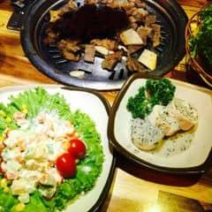 Buffet nướng lẩu của Lê Linh tại Gogi House - Hai Bà Trưng - 134643