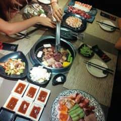 Buffet nướng và lẩu của Ashley Đặng tại Sumo BBQ - Vincom - Buffet Nướng & Lẩu - 105658