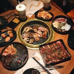 Buffet thịt nướng brazil churrasco của N N Lan Vy tại Sumo BBQ - Vincom - Buffet Nướng & Lẩu - 342563