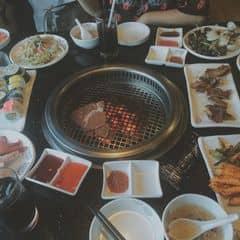 buffet tối cuối tuần của Quyên Quyênn tại King BBQ - Royal city - 821780