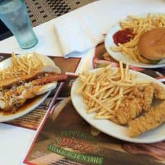 Pepperonis Restaurant  Royal City - Thức ăn nhanh & Nhà hàng - lozi.vn