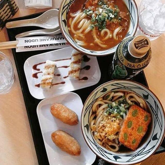 Bukkake udon của Kỳ Kỳ tại Marukame Udon - Udon & Tempura - Lý Tự Trọng - 45165