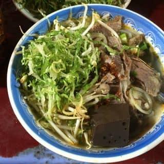 Bún bò của denngo1801 tại 195 Phan Đình Phùng, Thành Phố Đà Lạt, Lâm Đồng - 1588385