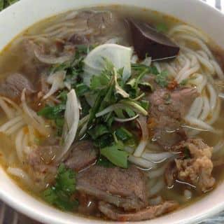Bún bò của thuannguyen3 tại 23 Ngô Quyền, Thành Phố Đà Lạt, Lâm Đồng - 236972