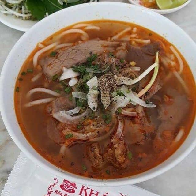 Bun bo hue của Bell Visan tại Khánh Bún Bò - Bún Mọc - Bánh Bột Lọc - 43368