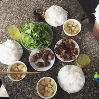 Bún chả  của embeols123 tại Chợ Chi Lăng, Nguyễn Thái Học, Chi Lăng, Thành Phố Lạng Sơn, Lạng Sơn - 500185
