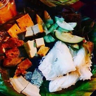 Bún đậu của linhtrantuong tại 36 Xuân Diệu, Thành Phố Huế, Thừa Thiên Huế - 909200