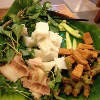 Bún đậu mắm tôm đầy đủ 2 người ăn của phamlam19 tại 10 tuyên quang, Thành Phố Phan Thiết, Bình Thuận - 2673174