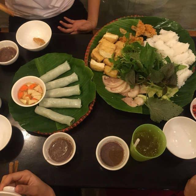 Bún đậu mắm tôm - phở cuốn <3 của Hằng Đoàn tại Quang Gánh - Bún đậu mắm tôm - 82137