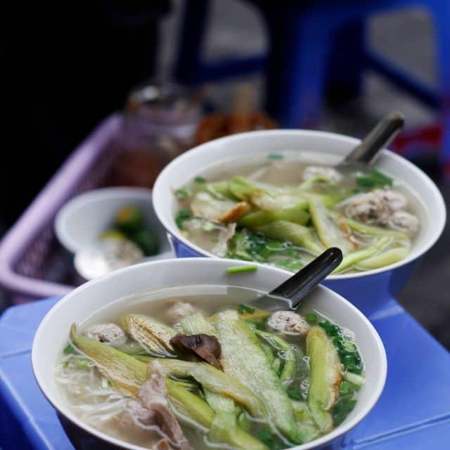 Bún mọc Hàng Trống - Số 11 hàng Trống, Quận Hoàn Kiếm, Hà Nội