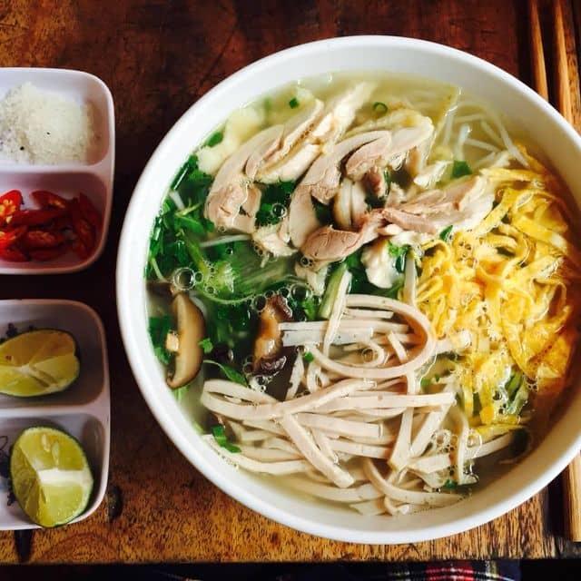 Bún thang của Thu Giang Nguyễn tại Cafe Trịnh - 100038