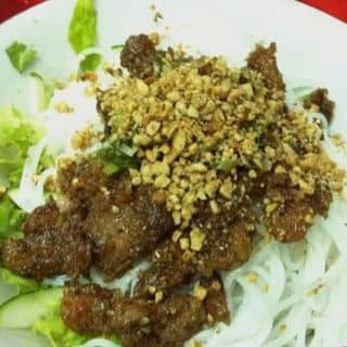 Bún thịt nướng của tyekin tại Hồ Chí Minh - 1025649