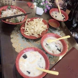 Bún trộn thịt heo quay - khoai tây của huyenbi276 tại Phủ Lý, Thành Phố Phủ Lý, Hà Nam - 735201