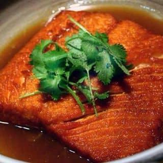 Cá hồi sốt tiêu đen của bongxinhcuame tại 57 Hoàng Văn Thụ, Hải Châu, Quận Hải Châu, Đà Nẵng - 1488394