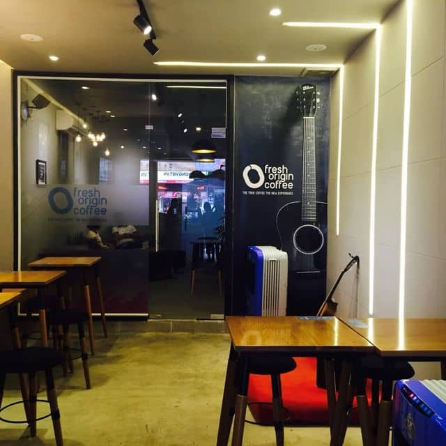 Fresh Origin Coffee - Nguyễn Bỉnh Khiêm - 52B Nguyễn Bỉnh Khiêm, Đa Kao, Quận 1, Hồ Chí Minh