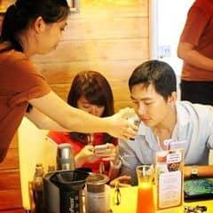 Cà phê xay ngay tại bàn của MHan Nguyen tại Origin Coffee - 18679