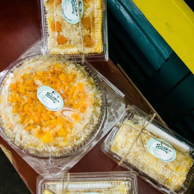Các loại bánh bông lan trứng muối của Hiền Tao Lê tại Calicious - Bánh bông lan trứng muối (Order trước 1 ngày) - 111653