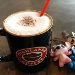 Cacao nóng của Phuong Tran tại Highlands Coffee Du Thuyền - Thanh Niên - 417774