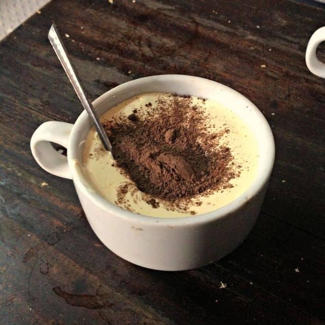 Cacao trứng của Pea Shalala tại Cafe Đinh - Đinh Tiên Hoàng - 19275