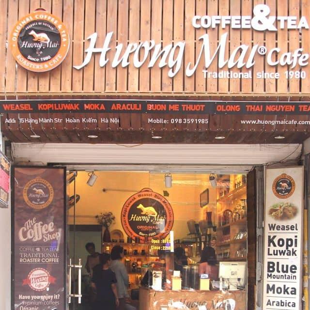 Hương Mai Cafe - Hàng Mành - 15 Hàng Mành, Quận Hoàn Kiếm, Hà Nội