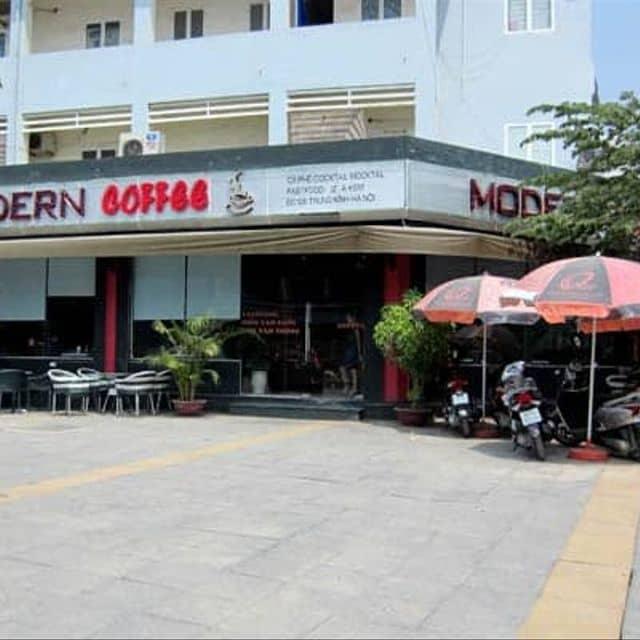 Cafe Modern - Số 126 Trung Kính, Quận Cầu Giấy, Hà Nội