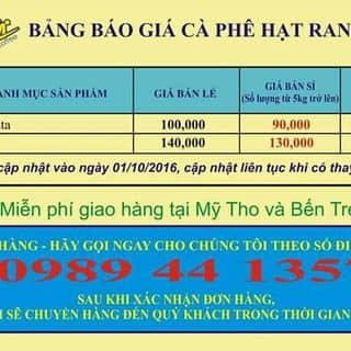 Cafe nguyên chất vì sức khỏe của naviet tại Tiền Giang - 1458849